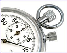 חקירות - מרכיב הזמן הוא בעל משקרל רב ומכריע